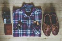 męskie ubrania